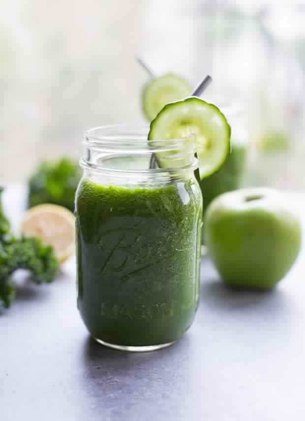 Cucumber Apple Nutmeg