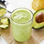 Cucumber Avocado Lime Smoothie Recipe