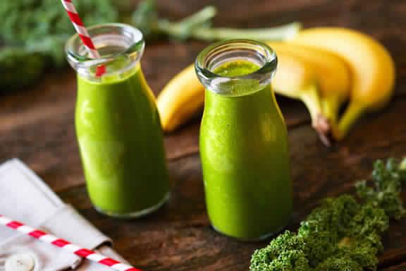 Broccoli Banana Kale