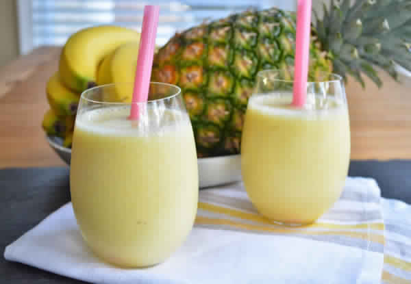 Kale Pineapple Mango